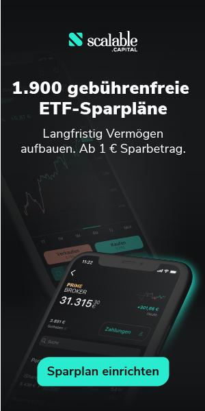 300 x 600 1.900 gebührenfreie ETF-Sparpläne
