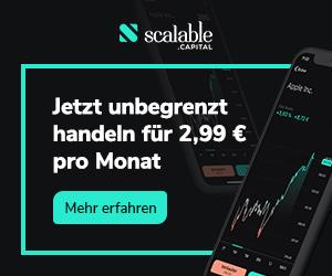 Der Neo-Broker von Scalable Capital: ETF-Sparpläne als Abo 1